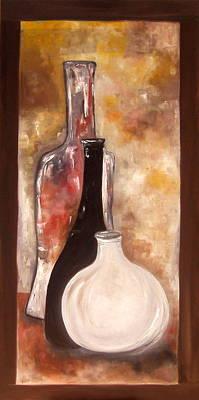 Painting - Sesav by Andrea Vazquez-Davidson