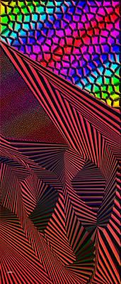Pineapple - Sesimorp by Douglas Christian Larsen
