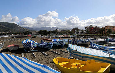 Photograph - Sestri Levante 1 by Andrew Fare