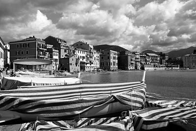 Photograph - Sestri Levante 3b by Andrew Fare