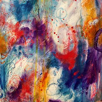 Painting - Set Me Free by Tracy Bonin