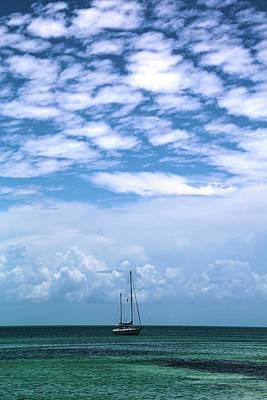 Photograph - Set Sail by Lee Vanderwalker