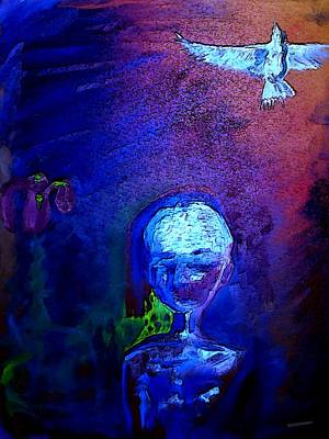 Goddess Mythology Mixed Media - Setesuyara by Thomas Campbell