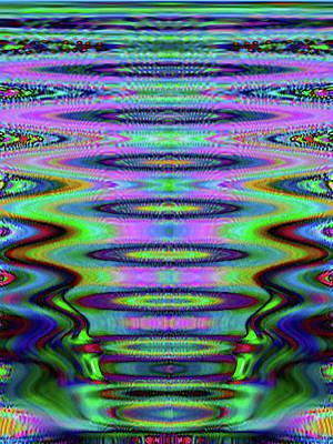 Digital Art - Seti by Philip Brent