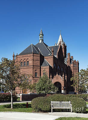 Syracuse University Photograph - Setnor School Of Music by John Greim