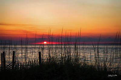 Photograph - Setting Sun by Jody Merritt
