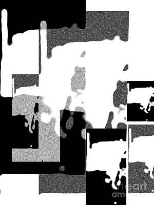 Digital Art - Settlement by Fei A