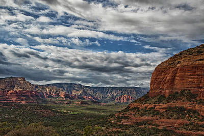 Photograph - Seven Canyons by Tom Kelly