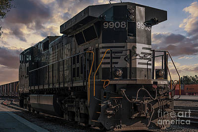 Photograph - Seven Mile Yard by Dale Powell