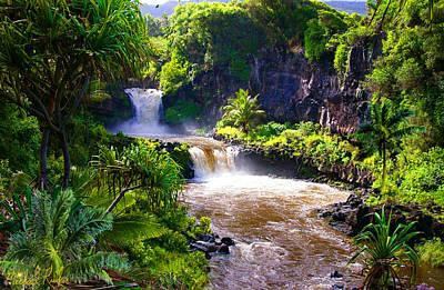 Seven Sacred Pools Maui Original