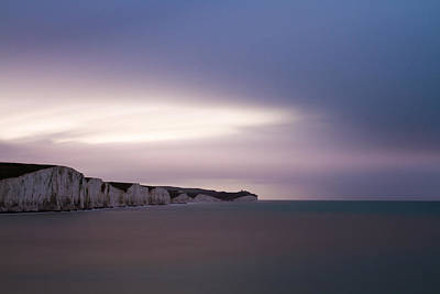 Photograph - Seven Sisters by Will Gudgeon