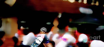 Athlete Photograph - Seven by Steven Digman