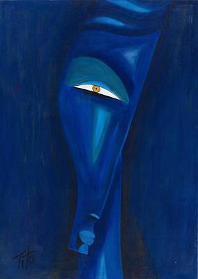 Seven Art Print by Tito