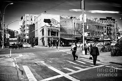 Photograph - Seventh Avenue South by John Rizzuto