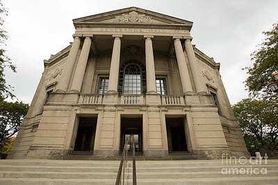 Photograph - Severance Hall - 4 by David Bearden
