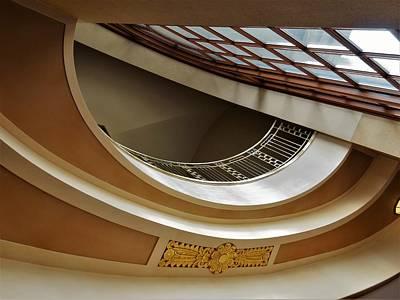 Photograph - Severance Hall Cleveland Ohio by Amanda Balough