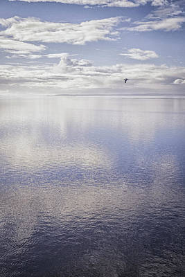 Photograph - Severn Estuary At Clevedon, Somerset by Christopher Rees