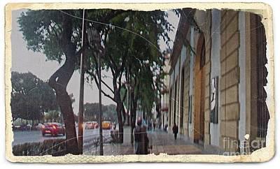 Photograph - Sevilla-103 by Rezzan Erguvan-Onal