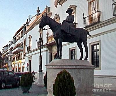 Photograph - Sevilla-104 by Rezzan Erguvan-Onal