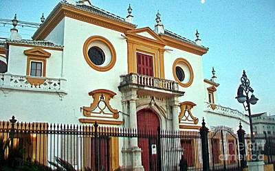 Photograph - Sevilla-105 by Rezzan Erguvan-Onal