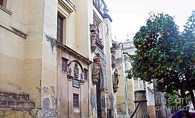 Photograph - Sevilla-79 by Rezzan Erguvan-Onal