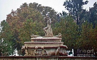 Photograph - Sevilla-85 by Rezzan Erguvan-Onal