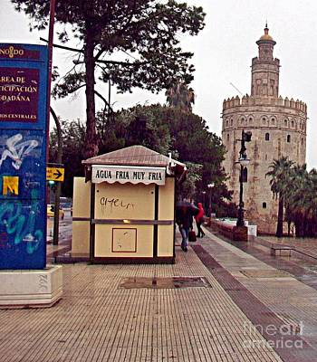 Photograph - Sevilla-90 by Rezzan Erguvan-Onal