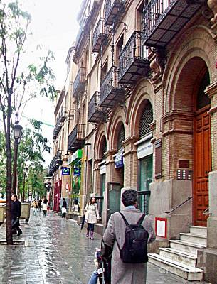 Photograph - Sevilla-95 by Rezzan Erguvan-Onal
