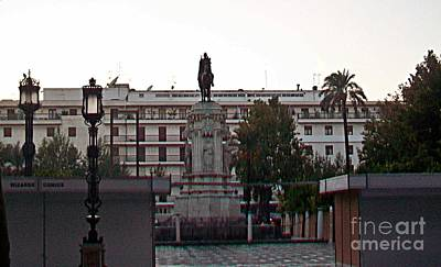 Photograph - Sevilla-96 by Rezzan Erguvan-Onal