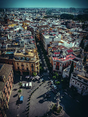 Photograph - Sevilla by Nisah Cheatham