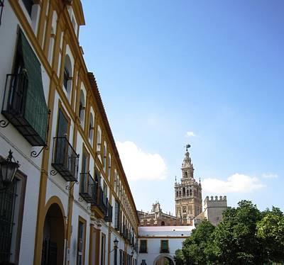 Photograph - Seville Alcazar Spain by John Shiron