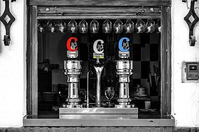 Photograph - Seville - Cruzcampo Beer by Andrea Mazzocchetti