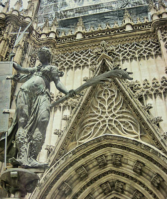 Photograph - Seville Guardian  by JAMART Photography