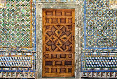 Photograph - Seville - Mudejar Art by Andrea Mazzocchetti