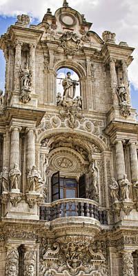 Photograph - Seville Ornamental Art, Spain by Tatiana Travelways