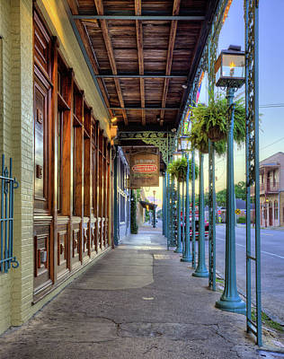 Photograph - Seville Quarter by JC Findley