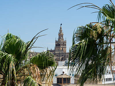 Soap Suds - Seville - The Giralda by AM FineArtPrints