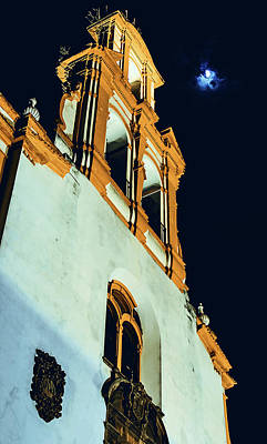 Painting - Seville Under The Moonlight by Andrea Mazzocchetti