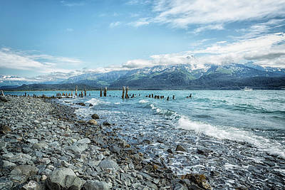Photograph - Seward Seashore by Belinda Greb