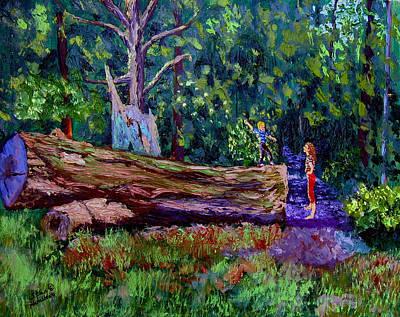 Sewp 6 21 Art Print by Stan Hamilton