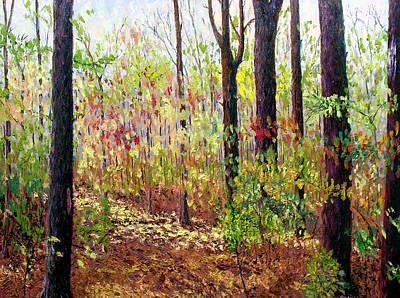 Sewp 7-05 Art Print by Stan Hamilton