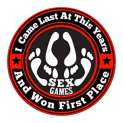 Digital Art - Sex Games by Firsttees Motivational Artwork