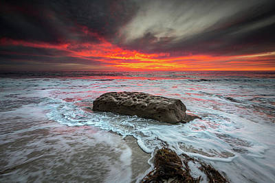 Surf Lifestyle Photograph - Sex On Fire by Peter Tellone