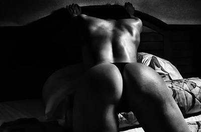 Photograph - Sexxxxy by Michael Rogers