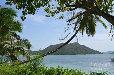 Digital Art - Seychelles Islands 2 by Eva Kaufman
