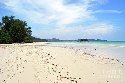 Digital Art - Seychelles Islands 5 by Eva Kaufman