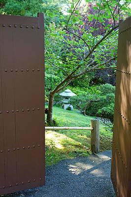 Photograph - Sf Japanese Tea Garden Study 10 by Robert Meyers-Lussier