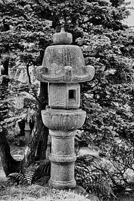 Photograph - Sf Japanese Tea Garden Study 3 by Robert Meyers-Lussier