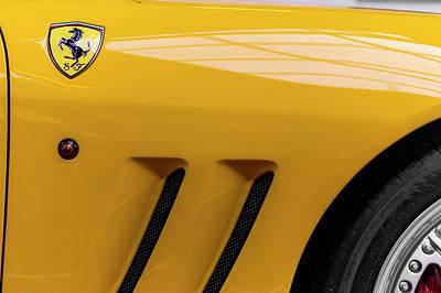 Photograph - Sf Scuderia Ferrari by 2bhappy4ever
