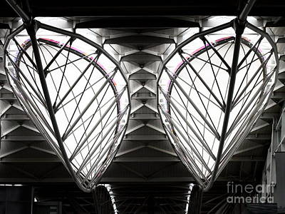 Photograph - Sfo Abstract 1 by Wingsdomain Art and Photography